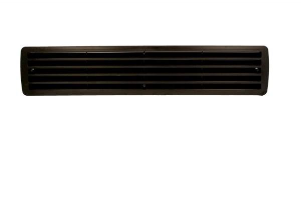 Lüftungsgitter Türlüftung Kunststoff Rustikal paarweise 457mm x 92mm
