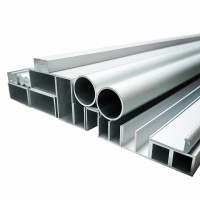 Aluminium Winkelprofil ungleichschenkelig, Flach, Profil, Winkel, natur eloxiert