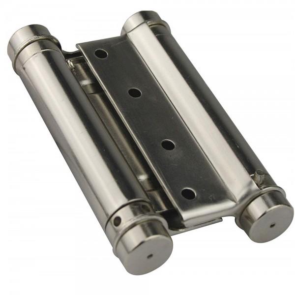 Pendeltürbänder Scharnier Türband Paar Messing 125mm verschiedene Ausführungen